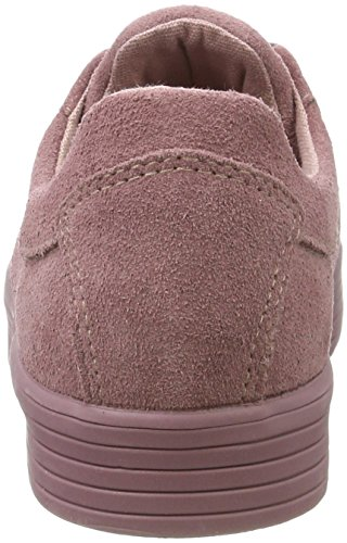 Women's Trainers Leather Mauve Mauve Purple 100 Esprit Suede Women's Trend dXaW17x