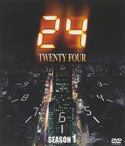 24-TWENTEY FOUR シーズン1 SEASONSコンパクト・ボックス