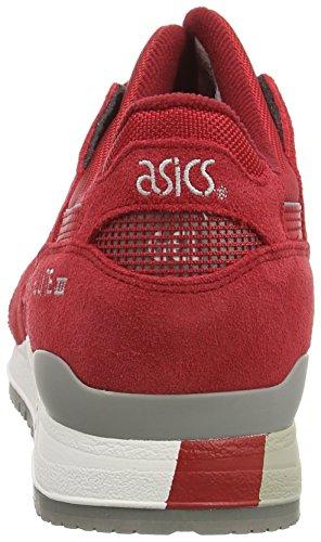III Unisex Adulto Lyte Scarpe Red 2323 Rosso Sportive Gel Asics XxnEq4wRq