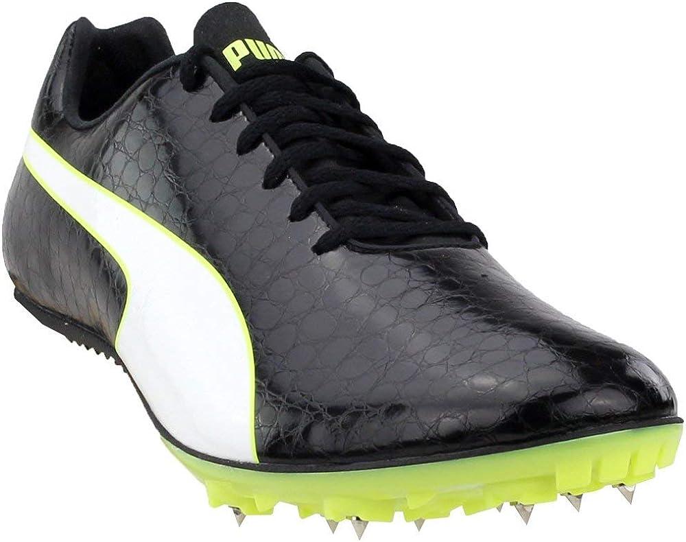 Amazon.com: Puma Evospeed Sprint 8, negro, 12 D(M) US: Shoes