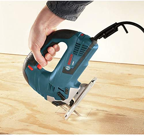Bosch JS365-RT 6.5 Amp Top-Handle Jigsaw Kit Renewed