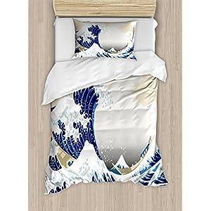 51f4Br4HJZL._SS300_ Surf Bedding Sets & Surf Comforter Sets