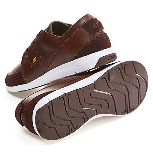 Boxfresh Sneakers Keel Katashi Pelle marrone