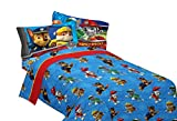Nick Jr Paw Patrol Ruff Ruff Rescue Sheet Set, Twin