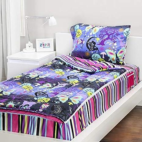 Amazon.com: Juego de ropa de cama Zipit Bedding, Poliéster ...