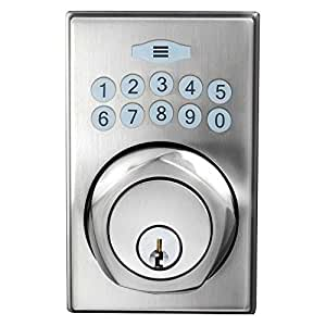 Defiant Spin-To-Lock Electronic Deadbolt