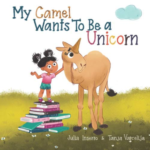 Black Cats Halloween Song (My Camel Wants To Be a Unicorn: a children's book about empathy and a mopey)