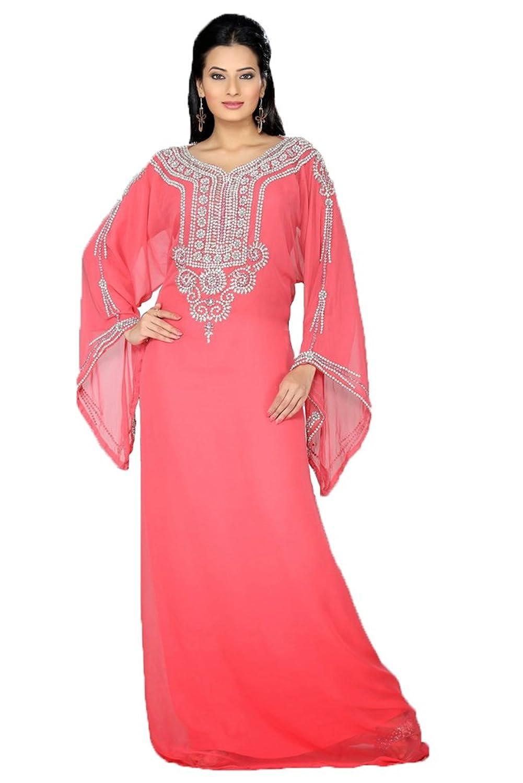 PalasFashion Pretty Kaftan Maxi Dress Women's KKPF17204