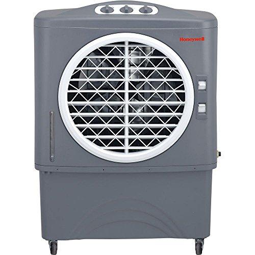 Honeywell 1062 CFM Indoor/Outdoor Evaporative Air Cooler  wi