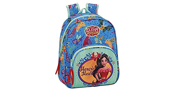 Amazon.com: MOCHILA 28CM INFANTIL ADAPTABLE A CARRO ELENA DE AVALOR: Clothing