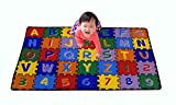 Large Classroom Kids Rug EDUCATIONAL ABC PUZZLE Area Rug 3ft x 5ft New Design #9 – MSRP $99.99 NON-SLPIP RUG Review