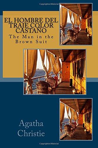El Hombre del Traje Color Castano: Amazon.es: Agatha Cristie ...