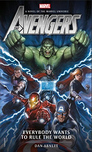 Avengers: Everybody Wants to Rule the World: A Novel of the Marvel Universe (Marvel Novels)]()