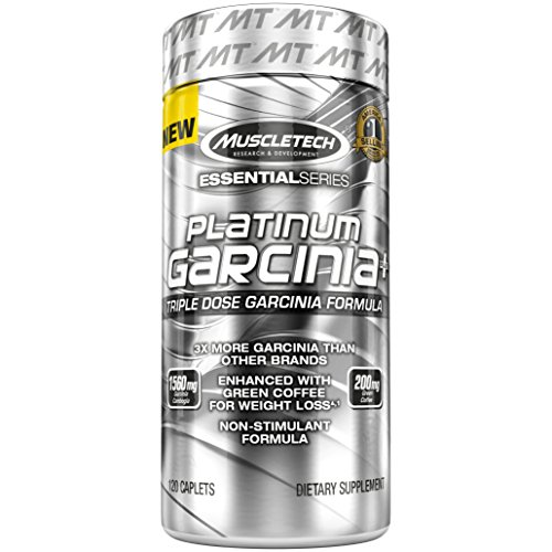 MuscleTech Essential Platinum Garcinia Count