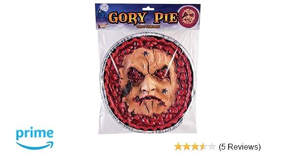 Laboratory Bloody Head in a Jar Halloween PropFORUM 53282