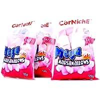 Cor Niche可尼斯 巨型棉花糖120g*3(菲律宾进口)