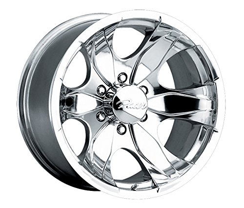 Pacer 187P WARRIOR Wheel with Polished Finish (17x8''/6x5.5'', +10mm Offset)
