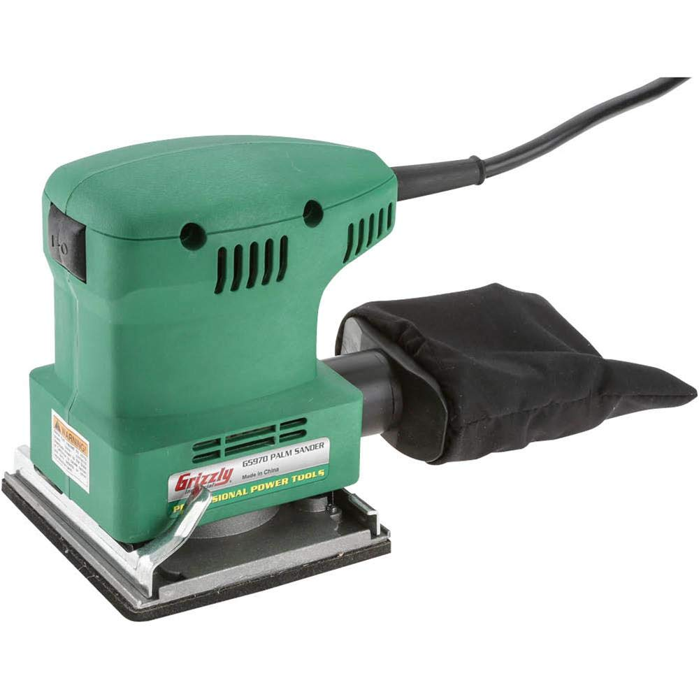 Grizzly G5970 Electric Palm Sander by Grizzly