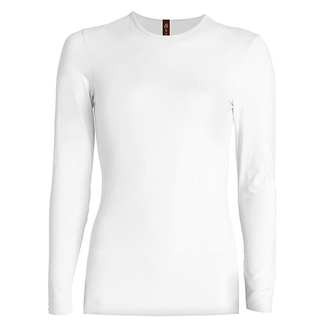 a5dd9168482 Amazon.com: Esteez Girls Layering T-Shirt- Snug/Relaxed Fit - Long Sleeve:  Clothing