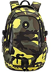 Meetbelify School backpack For Girls Boys Bookbags Outdoor Dayback Camo