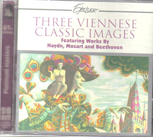 Beethoven Clarinet Concerto (THREE VIENNESE CLASSIC IMAGES (Haydn Schoolmaster Symphony 55; Mozart Clarinet Concerto A major; Beethoven Egmont)