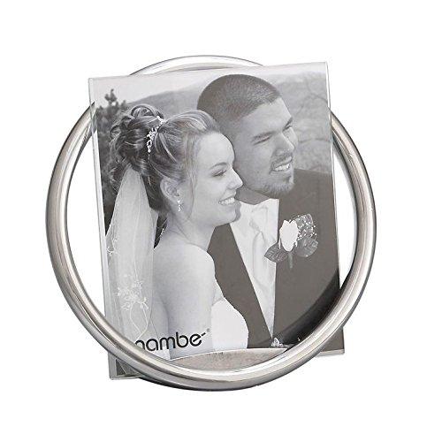 Nambe Elegant Alloy Chrome Wedding Photo - Nambe Tabletop Shopping Results