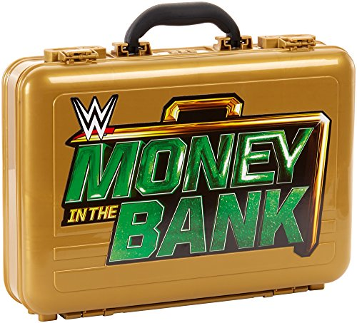 Money In The Bank Collectors Case
