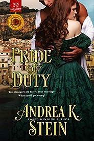 Pride of Duty (Men of the Squadron Book 2)