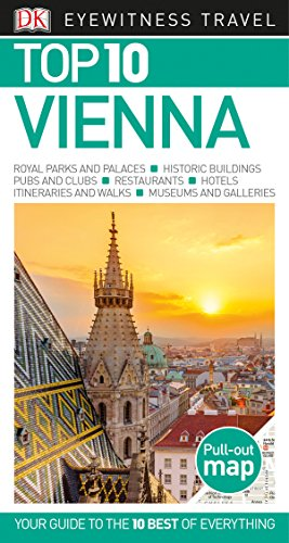 Top 10 Vienna (Eyewitness Top 10 Travel Guide) by DK Eyewitness Travel