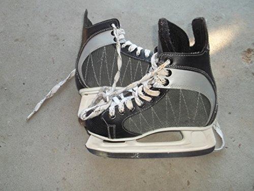 Ccm Powerline 500 Ice Hockey Skates - Size 4.0 (adult /Teen) - - Exec Structual (Ccm Skate Blades)