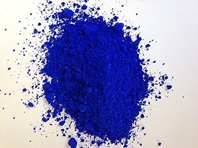Marine blue (100 grams)pigment/dye for concrete,render,pointing,ceramic,cement,brick,tiles