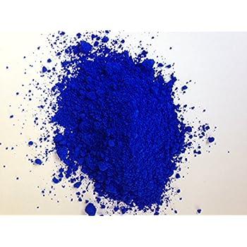 Cobalt blue (1 Lb) pigment/dye for concrete, grout, render ...