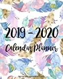 Two Year 2019-2020 Calendar Planner: Two Year