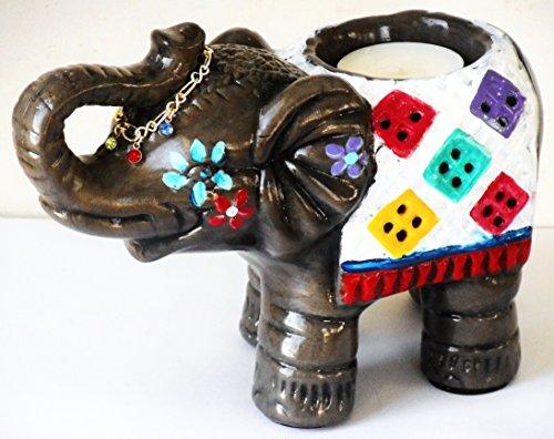 painted-ceramic-elephant-tea-light-candle-holder-with-swarovski-crystal-rhinestones