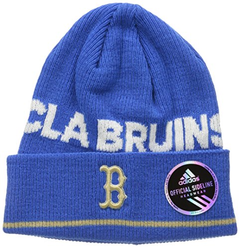 picture of NCAA UCLA Bruins Men's Coach's Cuffed Beanie, One Size, Blue