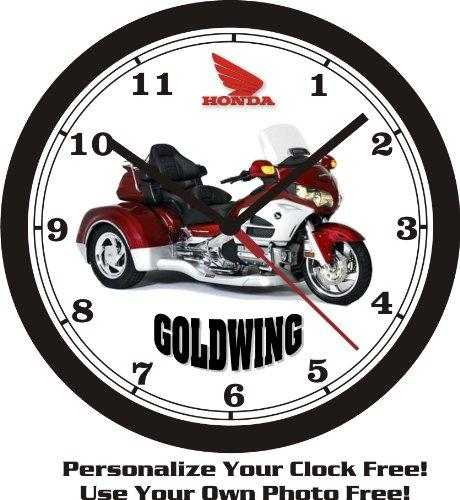- 2012 HONDA GOLDWING TRIKE WALL CLOCK-FREE USA SHIP-NEW!