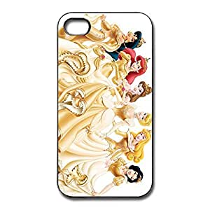 Zhongxx Disney Princess Nice Pc Case For IPhone 4/4s