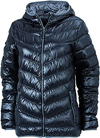 Ladies' Down Jacket im digatex-package James & Nicholson JN1059