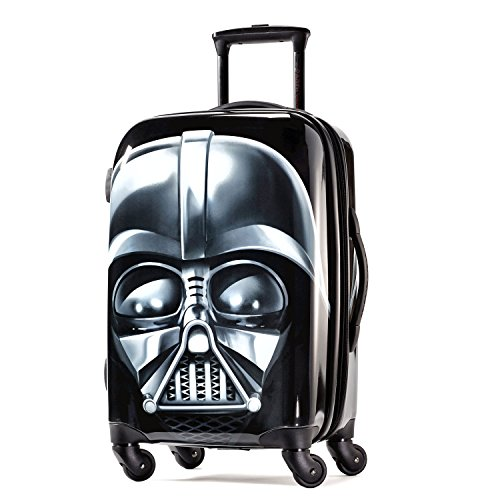 Price comparison product image American Tourister Star Wars 21 Inch Hard Side Spinner, Darth Vader, One Size