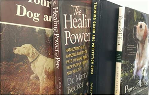 paws effect the healing power of dogs
