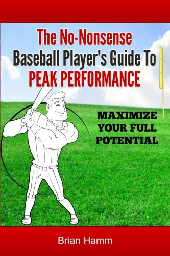 No Nonsense Baseball Players Guide Performance product image