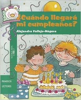 Cundo Llegar Mi Cumpleanos? (Student) (Ricardetes): Amazon ...