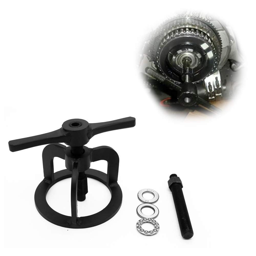 Clutch Spring Compressor Compression Tool for Harley Touring Softtail Sportster Dyna XL 883 1200 48(Replaces OEM number HD-38515A)