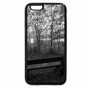 iPhone 6S Plus Case, iPhone 6 Plus Case (Black & White) - A CALL at DUSK