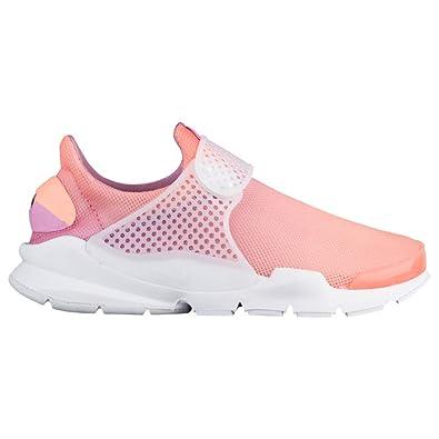 15dab2f4bc5bc Amazon.com | Nike WMNS Sock Dart Womens 848475-800 Size 6 | Running