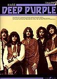 Deep Purple Authentic Playalong Bass + CD