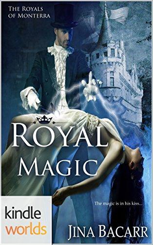 book cover of Royal Magic