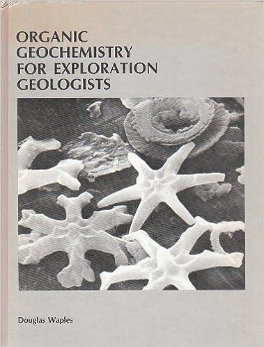 Download online Organic Geochemistry for Exploration Geologists PDF, azw (Kindle), ePub, doc, mobi