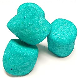 Sugared Marshmallows 1 Pound (Teal, 1 Pound)