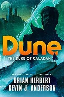 Book Cover: Dune: The Duke of Caladan